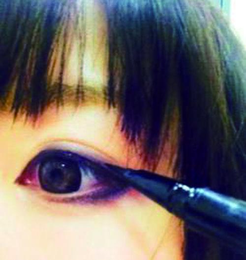 アイメイクと眼の疾病