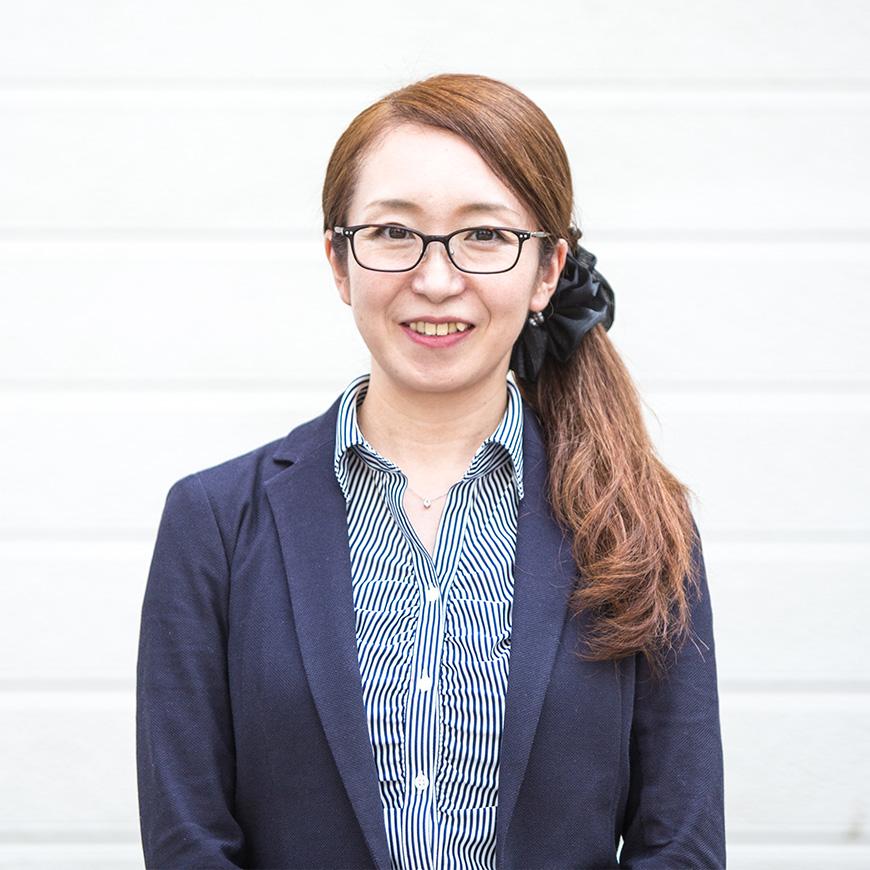 秋本直美(メガネスーパー新小岩店 店長)