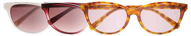 UVカット効果のあるサングラスは必須!