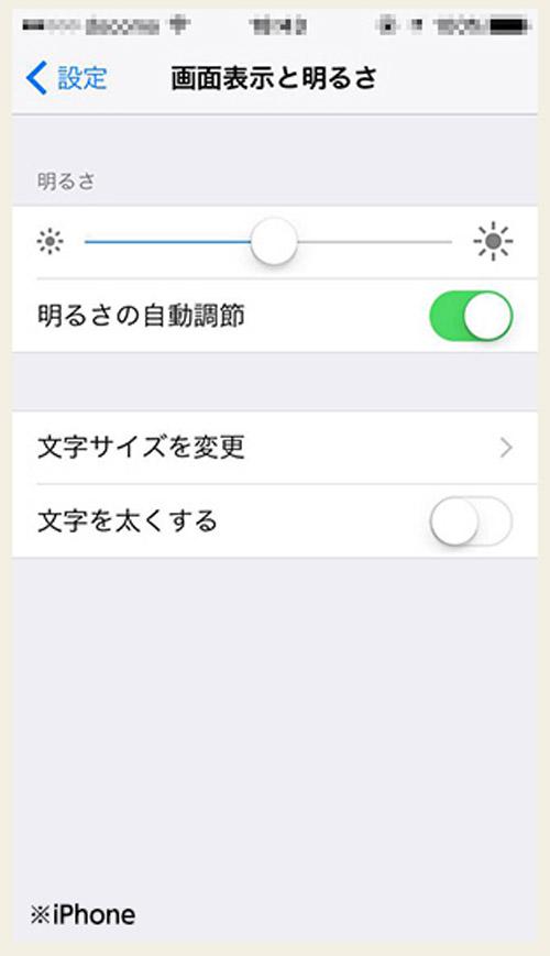 iPhone 図①
