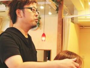 美容室SWIP(スウィップ)代表プロデューサー・スタイリスト 浜崎大一さん(1965年生まれ)