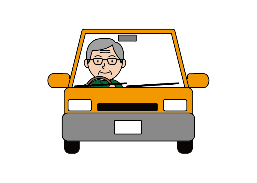 高齢運転者による 交通事故