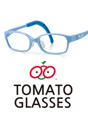 TOMATO GLASSES(子ども用メガネ)
