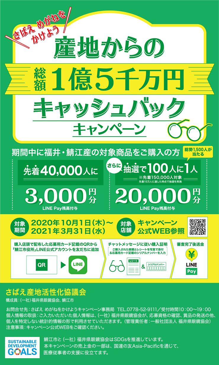 産地からの総額1億5千万円キャッシュバックキャンペーン