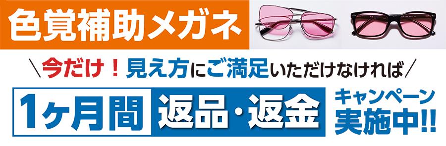 色覚補助メガネ